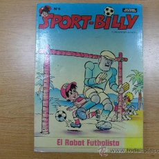 Tebeos: SPORT BILLY, Nº 6, ED. ERSA, AÑO 1980. Lote 11986639
