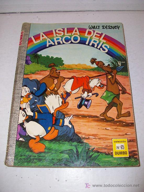 EDICIONES RECREATIVAS: DUMBO (80 PÁGINAS) Nº 65 (1.970) (Tebeos y Comics - Ersa)