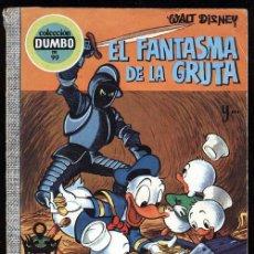 Tebeos: DUMBO Nº 99 DE E.R.S.A. , EL FANTASMA DE LA GRUTA , 1973 , PRIMERA EDICION. Lote 15397559
