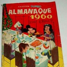 Tebeos: ALMANQUE DE 1960 - DUMBO E.R.S.A - Nº 18 - WALT DISNEY - 80 PAG - MIDE 25,5 X 18 CMS - DIFICIL DE EN. Lote 15175467