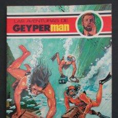 Tebeos: GEYPERMAN Nº 1 - LAS AVENTURAS DE GEYPERMAN DE E.R.S.A. -. Lote 221575591