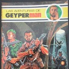 Tebeos: GEYPERMAN COMIC Nº 2 - LAS AVENTURAS DE GEYPERMAN DE E.R.S.A. -. Lote 195140326