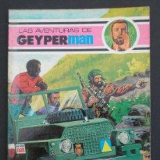 Tebeos: GEYPERMAN - Nº 5 - LAS AVENTURAS DE GEYPERMAN DE E.R.S.A. -. Lote 221575675