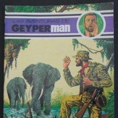 Tebeos: GEYPERMAN COMIC Nº 7 - LAS AVENTURAS DE GEYPERMAN DE E.R.S.A. -. Lote 195140263