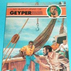 Tebeos: GEYPERMAN - Nº 3 - LAS AVENTURAS DE GEYPERMAN DE E.R.S.A. -. Lote 195140288