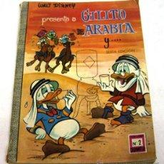 Tebeos: DUMBO WALT DISNEY Nº 2 GILITO DE ARABIA EDICIONES RECREATIVAS 1970. Lote 17317052