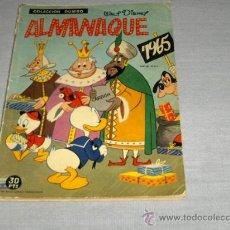 Tebeos: DUMBO ALMANAQUE 1965. ERSA 30 PTS. WALT DISNEY. Y DIFÍCIL!!!!!!. Lote 18785528
