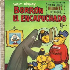 Tebeos: DUMBO Nº 12 BORRON EL ENCAPUCHADO. Lote 26928041