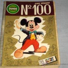 Tebeos: DUMBO Nº 100 EXTRA 50 ANIVERSARIO WALT DISNEY. ERSA 1973. 50 PTS. 160 PÁGINAS. MUY DIFÍCIL!!!!!. Lote 22424525