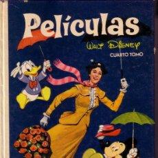 Tebeos: PELICULAS WALT DISNEY Nº 4. COLECCION JOVIAL 1982. Lote 26755900