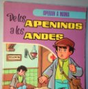 Tebeos: MARCO, DE LOS APENINOS A LOS ANDES Nº 5 OPERAN A MAMÁ - EDMUNDO A AMICIS- EDICIONES RECREATIVAS ERSA. Lote 26331546
