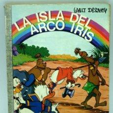 Tebeos: DUMBO WALT DISNEY Nº 65 LA ISLA DEL ARCO IRIS EDICIONES RECREATIVAS 1970. Lote 24936568