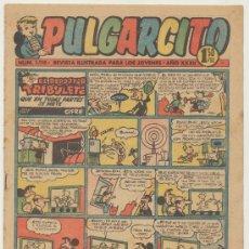 Tebeos: PULGARCITO Nº 1118. CON EL INSPECTOR DAN. BRUGUERA 1952.. Lote 28131935