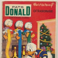 Tebeos: PATO DONAL EXTRAORDINARIO (1969) . Lote 28301073