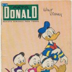 Livros de Banda Desenhada: PATO DONALD Nº 24. Lote 28301102