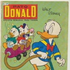 Livros de Banda Desenhada: PATO DONALD Nº 27.. Lote 28301129