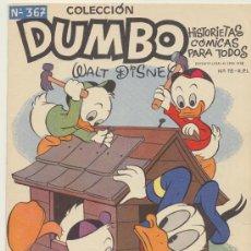 Tebeos: DUMBO Nº 337. ERSA 1947.. Lote 28356612
