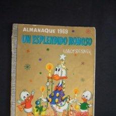 Tebeos: COLECCION DUMBO Nº 46 - ALMANAQUE 1969 - UN ESPLENDIDO ROÑOSO - WALT DISNEY - ERSA. Lote 28493817