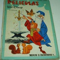 Tebeos: PELICULAS TOMO TERCERO III - DISNEY ERSA. Lote 28601439