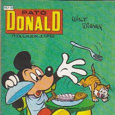 BDs: COMIC PATO DONALD 1966 Nº 60. Lote 29887784