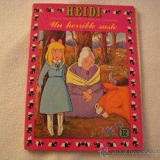 Tebeos: HEIDI Nº 12, EDITORIAL ERSA. Lote 29951518