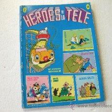 Tebeos: HEROES DE LA TELE Nº 24 - ERSA 1981. Lote 30272408
