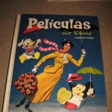 Tebeos: PELICULAS WALT DISNEY TOMO 4 ERSA 1986. Lote 32383498