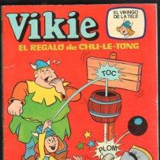 Tebeos: TEBEO DE VIKIE. EL REGALO DE CHU-LE-TONG. NUMERO 12.. Lote 32473063