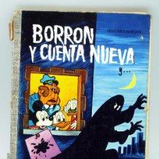 Tebeos: DUMBO WALT DISNEY Nº 25 BORRÓN Y CUENTA NUEVA EDICIONES RECREATIVAS ERSA 1970. Lote 32494695