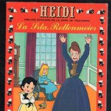 Tebeos: TEBEO DE HEIDI. Nº 6. 1976. ERSA. NUEVO. Lote 32526676