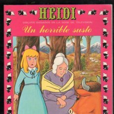 Tebeos: TEBEO DE HEIDI. Nº 12. 1976. ERSA. NUEVO. Lote 32536189