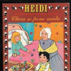 Tebeos: TEBEO DE HEIDI. Nº 8. 1976. ERSA. NUEVO. Lote 32536190