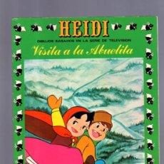 Tebeos: TEBEO DE HEIDI. Nº 3. 1976. ERSA. NUEVO.. Lote 57313971