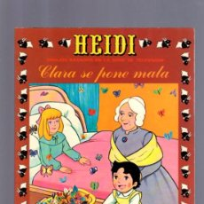 Tebeos: TEBEO DE HEIDI. Nº 8. 1976. ERSA. NUEVO.. Lote 57313967