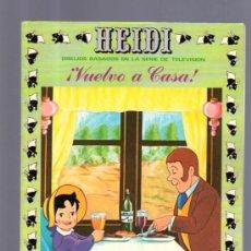 Tebeos: TEBEO DE HEIDI. Nº 9. 1976. ERSA. NUEVO.. Lote 32579560