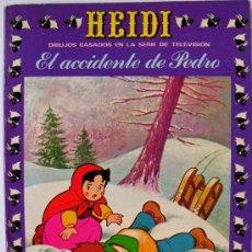 Tebeos: HEIDI. EDICIONES RECREATIVAS. NÚMERO 14. (ST). Lote 33495964