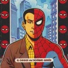 Tebeos: SPIDERMAN Nº 1. EL ORIGEN DEL HOMBRE ARAÑA.. Lote 34341008