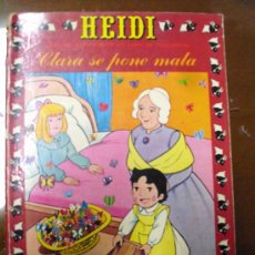 Tebeos: HEIDI. EDICIONES RECREATIVAS. NÚMERO 8 (ST). Lote 36070525