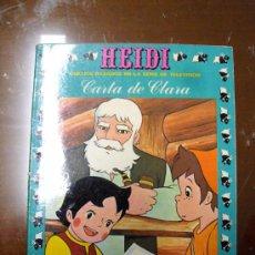 Tebeos: HEIDI. EDICIONES RECREATIVAS. NÚMERO 10 (ST). Lote 36070678