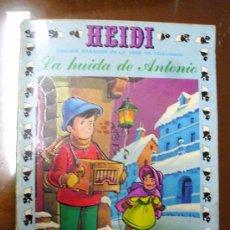 Tebeos: HEIDI. EDICIONES RECREATIVAS. NÚMERO 17 (ST/). Lote 36070699