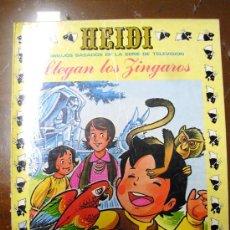 Tebeos: HEIDI. EDICIONES RECREATIVAS. NÚMERO 20 (ST/). Lote 36070718