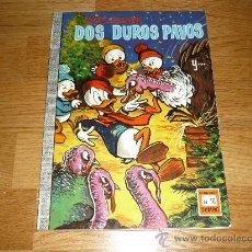 "Tebeos: ""DOS DUROS PAVOS"" - COLECCIÓN DUMBO Nº 16 - WALT DISNEY - E.R.S.A. - AÑO 1966 PERFECTO . Lote 36664277"