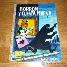 Tebeos: BORRON Y CUENTA NUEVA - COLECCIÓN DUMBO - Nº 25 - WALT DISNEY - 1970 PERFECTO . Lote 36664633
