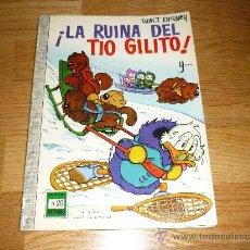 Tebeos: COLECCIÓN DUMBO Nº 26. LA RUINA DEL TÍO GILITO. EDICIONES RECREATIVAS, 1ª ED, 1967 PERFECTO . Lote 36664739