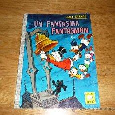 """Livros de Banda Desenhada: """"UN FANTASMA FANTASMÓN"""" - COL. DUMBO - Nº 49 - WALT DISNEY - E.R.S.A. - AÑO 1969 PERFECTO . Lote 36666097"""