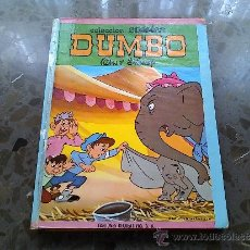 Tebeos: DUMBO. WALT DISNEY. EDICIONES RECREATIVAS. Nº 5. 1970. WALT DISNEY PRODUCTIONS. Lote 37294519