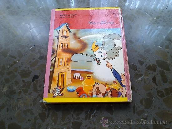 Tebeos: DUMBO. WALT DISNEY. EDICIONES RECREATIVAS. Nº 5. 1970. WALT DISNEY PRODUCTIONS - Foto 3 - 37294519