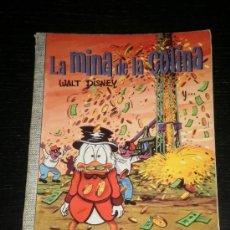 Tebeos: COLECCION DUMBO Nº 75 LA MINA DE LA COLONIA - WALT DISNEY - AÑO 1975 - COMIC ERSA TBO. Lote 37399979