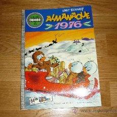 Tebeos: ALMANAQUE WALT DISNEY, DUMBO, 1976, NUEMRO 132, EDICIONES RECREATIVAS PERFECTO !!!!!. Lote 37532423