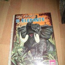 Tebeos: DUMBO Nº 40 EL ELEFANTE WALT DISNEY ERSA 1974. Lote 37766160